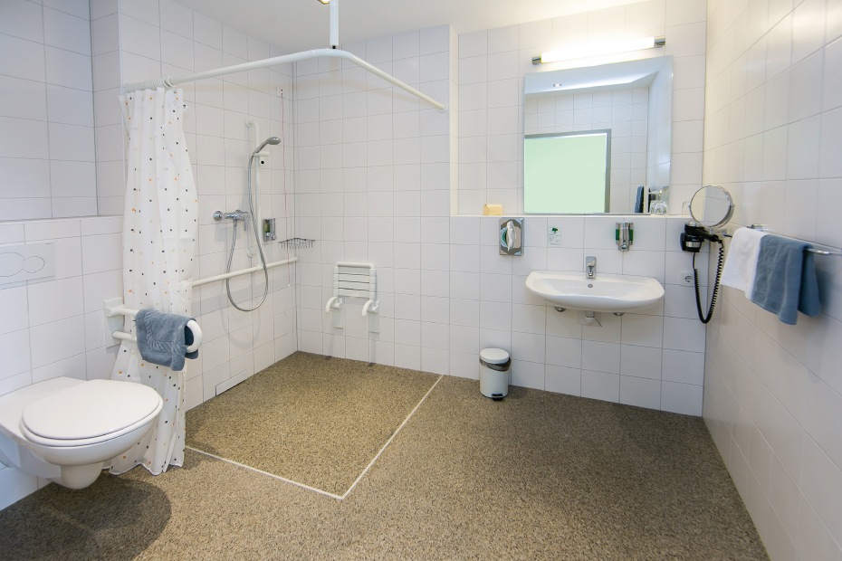 Barrierefreie Juniorsuite